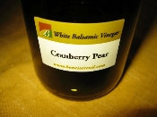 Cranberry Pear White - 375ml
